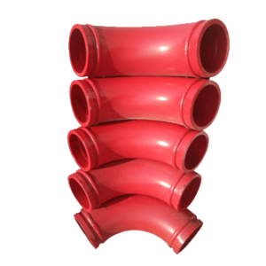 """Concrete Pump Elbow Pipe Cast Elbow"""